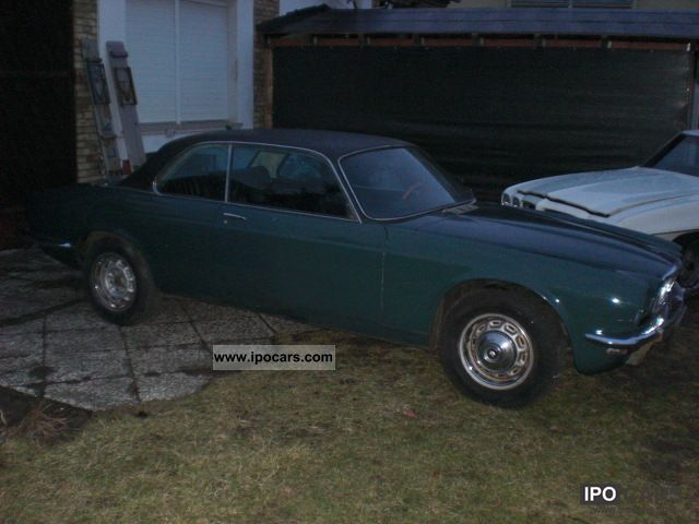 Jaguar  XJ6 Coupe 5gang switch! 1976 Vintage, Classic and Old Cars photo
