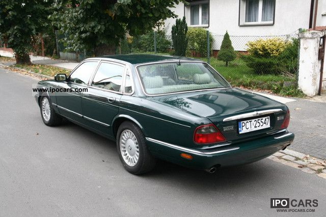 1997 jaguar xj6 sovereign tak e zamiana car photo and specs. Black Bedroom Furniture Sets. Home Design Ideas