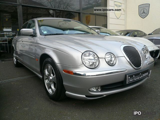 2001 jaguar s type v6 a car photo and specs. Black Bedroom Furniture Sets. Home Design Ideas
