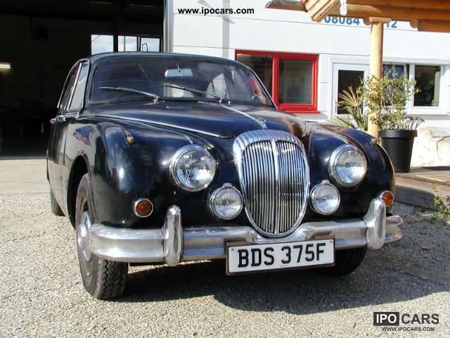 1968 Jaguar  Daimler V8 250 MK II Limousine Used vehicle photo