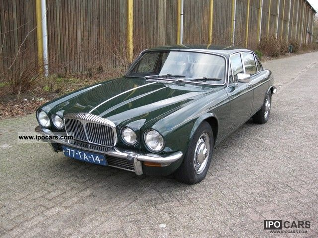 Jaguar  Daimler Sovereign Series 2 1977 Vintage, Classic and Old Cars photo