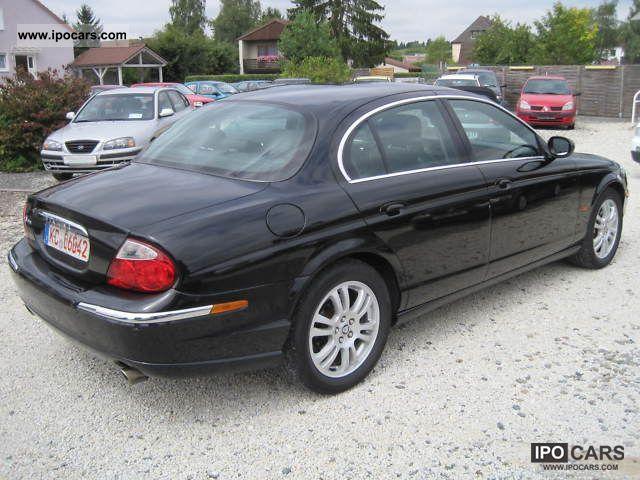2003 jaguar s type 4 2 v8 sport navi car photo and specs. Black Bedroom Furniture Sets. Home Design Ideas