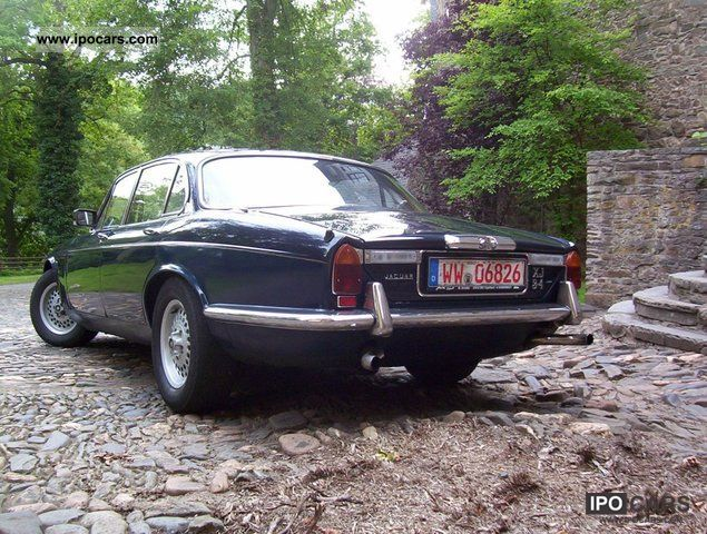 Jaguar  XJ6, 3.4l, Series II, LHD, H-plates, new technical approval 1978 Vintage, Classic and Old Cars photo