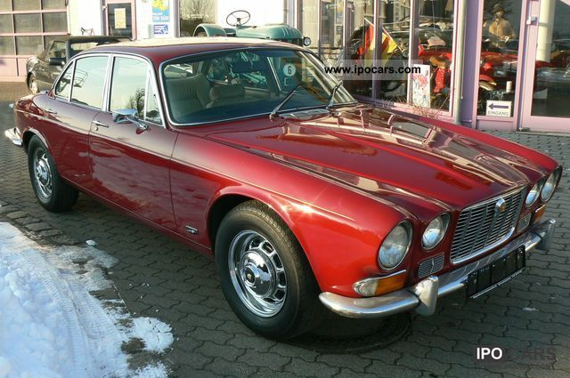1973 Jaguar  XJ6 4.2 '73 1st series! H-plates! VAT Limousine Classic Vehicle photo