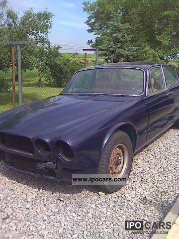 1976 Jaguar  XJ6 4.2 seria II Limousine Used vehicle photo