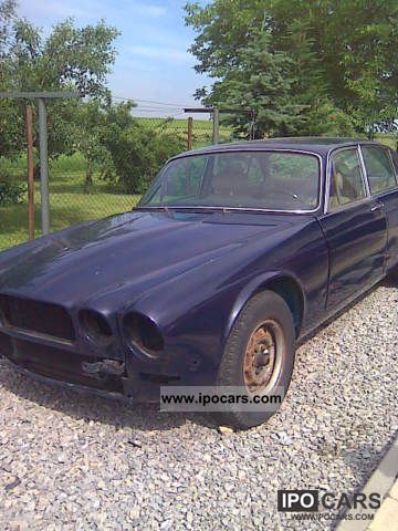 Jaguar  XJ6 4.2 seria II 1976 Vintage, Classic and Old Cars photo
