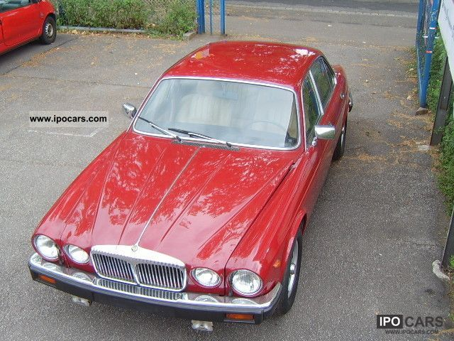1981 Jaguar  XJ6 Limousine Used vehicle photo