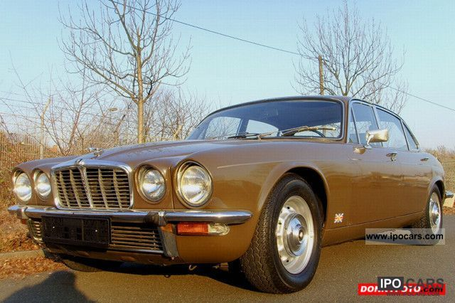 Jaguar  XJ6-4, 2 long, vintage approval .... 1976 Vintage, Classic and Old Cars photo