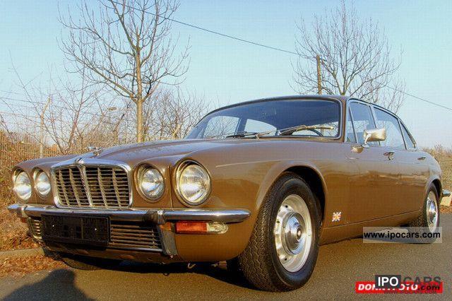 Jaguar  XJ6-4, 2 long, vintage approval .... 1976 Vintage, Classic and Old Cars photo