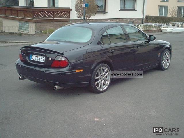 Jaguar s type r specs