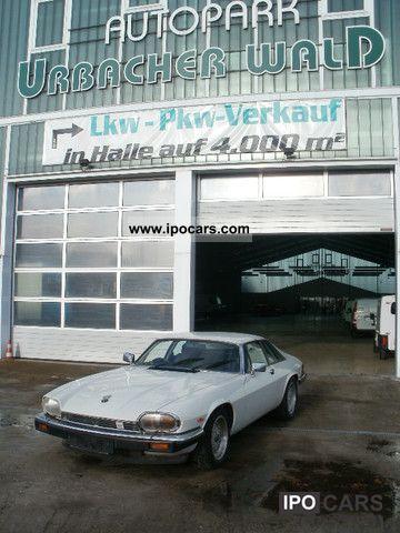 1989 Jaguar Xjs 3 6 Coupe Automatic Car Photo And Specs