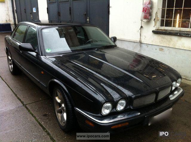 2000 jaguar xjr v8 supercharger car photo and specs. Black Bedroom Furniture Sets. Home Design Ideas