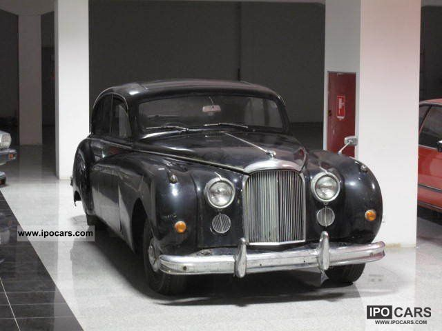 1958 Jaguar  MK VIII Limousine Classic Vehicle photo