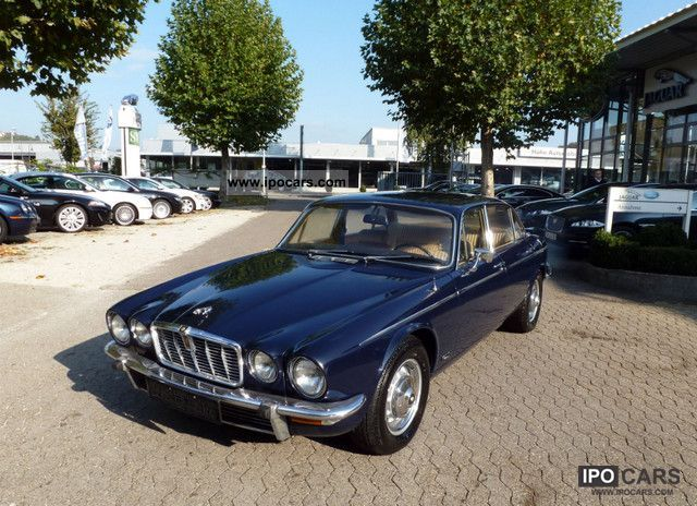 Jaguar  XJ12 long 1974 Vintage, Classic and Old Cars photo
