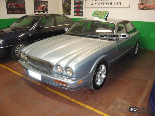 Jaguar  XJ6 GPL! 1996 Liquefied Petroleum Gas Cars (LPG, GPL, propane) photo