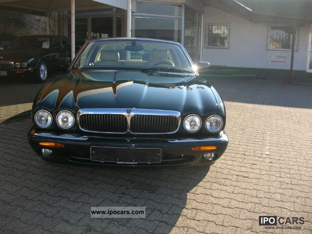 Jaguar  XJ8 2001 Liquefied Petroleum Gas Cars (LPG, GPL, propane) photo