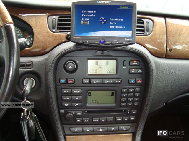 2003 jaguar s type specs