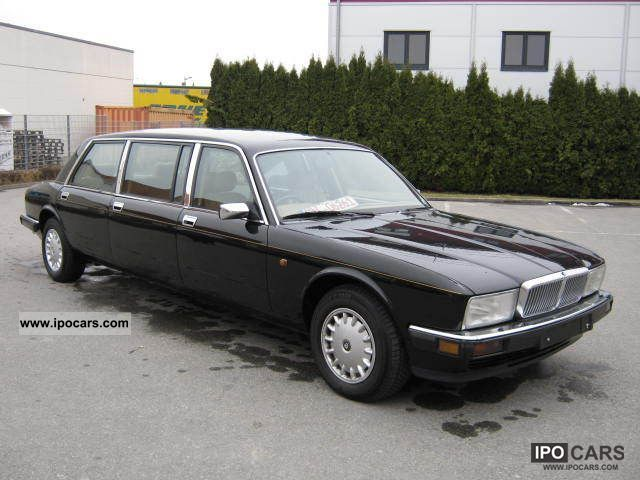 1995 Jaguar  1200 6-door XJ 4.0L RHD Wilcox Limousine Used vehicle photo