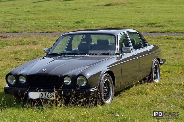 1984 Jaguar Watch Xj 4 2 Sovereign Car Photo And Specs