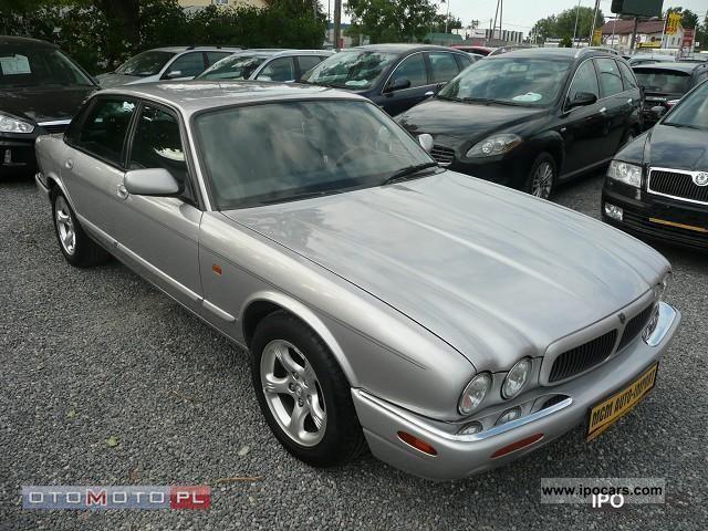 2000 Jaguar  * XJ * JAK NOWY Fabryczny * ŚLICZNY * Limousine Used vehicle photo