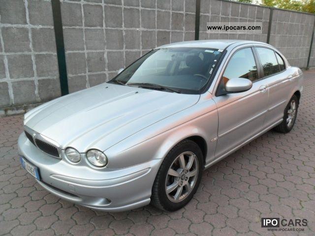 2006 Jaguar  X-Type 2.2D EXECUTIVE KM.173000 TAGLIANDI JAGUAR Limousine Used vehicle photo
