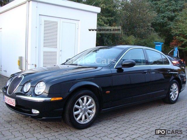2002 Jaguar S-Type 3.0 V6 Sport Aut. Full equipment - Car Photo and ...