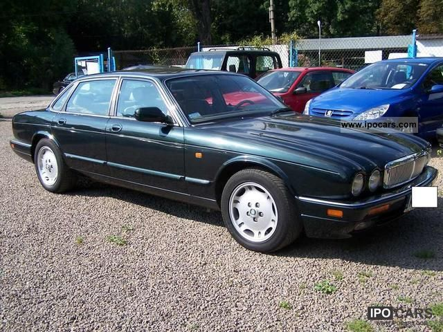 Jaguar  XJ6 XJ6 zobacz Warto SUPER STAN! 1996 Liquefied Petroleum Gas Cars (LPG, GPL, propane) photo