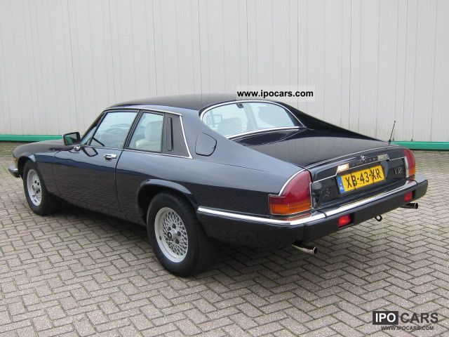 1986 jaguar xj s v12 automatic car photo and specs. Black Bedroom Furniture Sets. Home Design Ideas