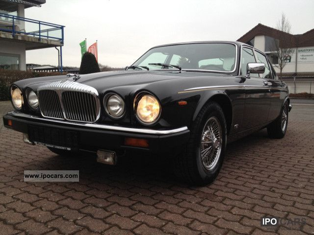 1991 Jaguar  Daimler XJ12 Series III / AIR / SSD / AUTOMATIC / Limousine Used vehicle photo