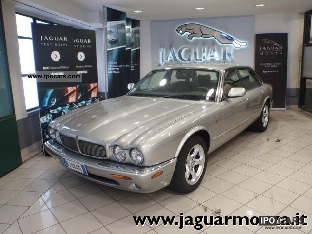 Jaguar  XJ Executive 4.0 - GPL compreso!! 1998 Liquefied Petroleum Gas Cars (LPG, GPL, propane) photo