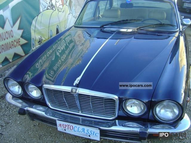Jaguar  XJ 4.2 berlina 1977 Vintage, Classic and Old Cars photo