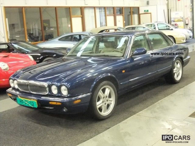 Jaguar  XJ 3.2 V8 Executive Aut5 LPG 1997 Liquefied Petroleum Gas Cars (LPG, GPL, propane) photo