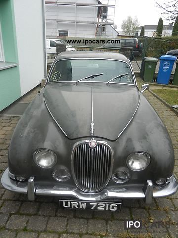 Jaguar  S-Type 3.8 1965 Vintage, Classic and Old Cars photo