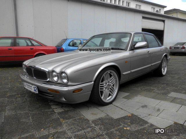 1999 Jaguar  XJ Executive 3.2 Klimaa.Autogas LPG partial leather Limousine Used vehicle photo