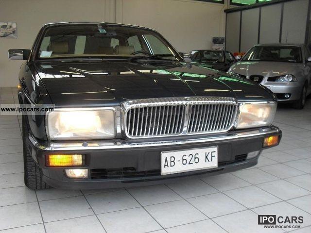 1994 jaguar daimler double six 6 0 12 cilindri car photo and specs. Black Bedroom Furniture Sets. Home Design Ideas