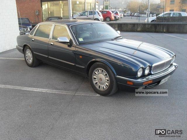 1996 Jaguar  Daimler Daimler Six 4.0 automatic cat Limousine Used vehicle photo