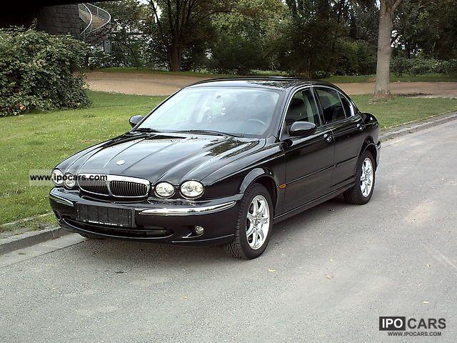2002 Jaguar  2.0 Limousine Used vehicle photo