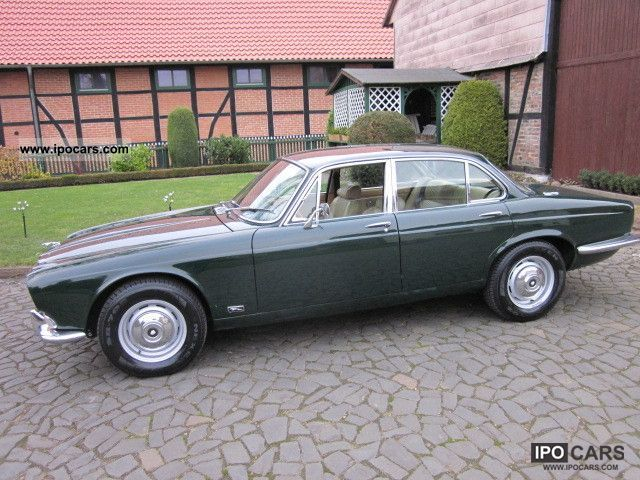 Jaguar  XJ6 4.2 Series 1 switch + Overdrive + H-plates 1971 Vintage, Classic and Old Cars photo