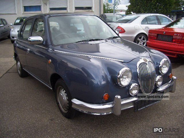 Jaguar  Daimler Mk II replica replica nostalgia 1968 Vintage, Classic and Old Cars photo