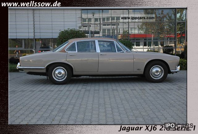 Jaguar  XJ6 2.8 Series 1 switch LHD 1970 Vintage, Classic and Old Cars photo