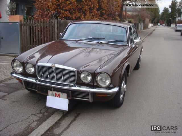 Jaguar  XJ6 H-ADMISSION - LHD 1977 Vintage, Classic and Old Cars photo