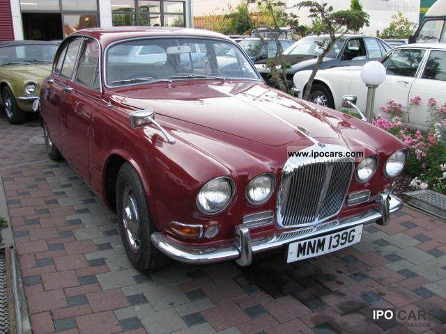 Jaguar  Daimler 420 Saloon RHD version '64 1964 Vintage, Classic and Old Cars photo