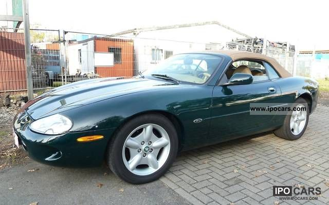 Exceptional ... 1997 Jaguar XK8 Convertible Cabrio / Roadster Used Vehicle Photo ...
