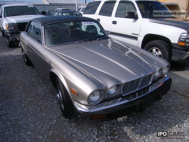 Jaguar  XJ6 1975 Vintage, Classic and Old Cars photo