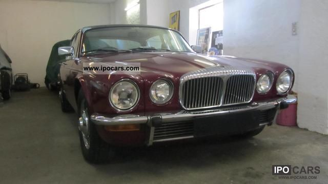 Jaguar  Daimler Double Six V12 1978 Vintage, Classic and Old Cars photo