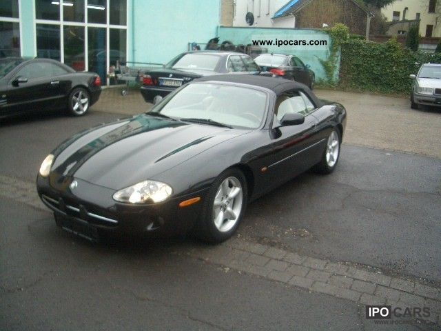 1998 Jaguar  XK8 Convertible Cabrio / roadster Used vehicle photo