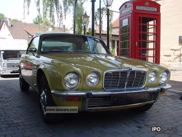 Jaguar  XJ 4.2 Coupe RHD * untouched and original 1975 Vintage, Classic and Old Cars photo