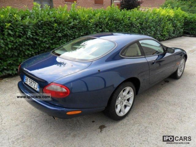1997 Jaguar XK8 4.0 Coupe *** *** PERMUTE Sports Car/Coupe ...