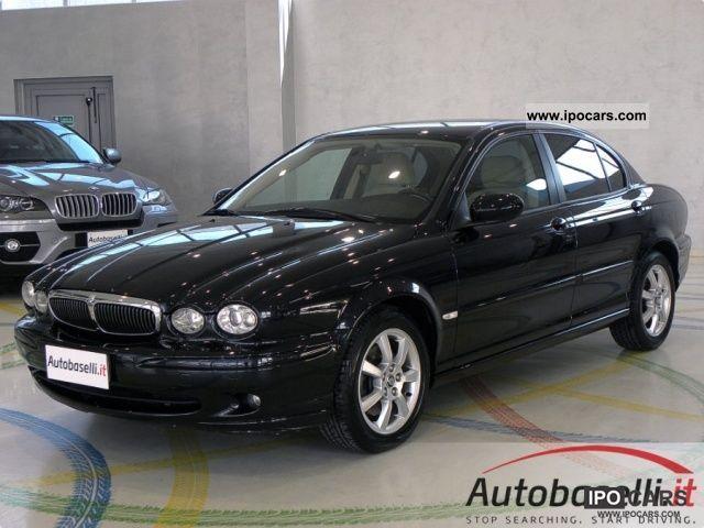 2006 Jaguar  X-Type 2.2D 155CV + CRUISE + VIP + GLASS PARK DI Limousine Used vehicle photo