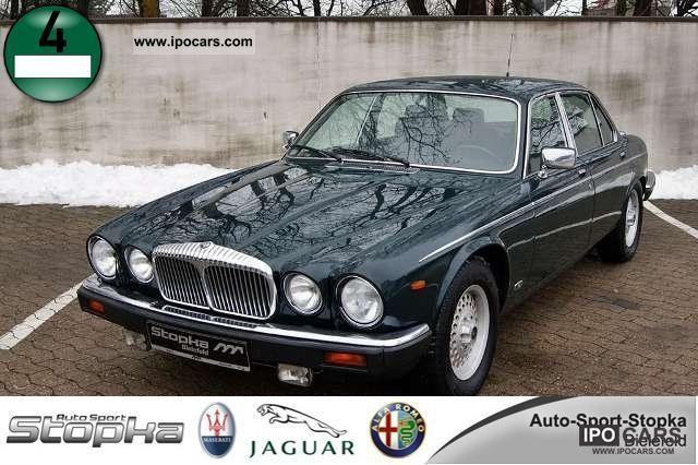 1992 Jaguar  * Daimler Double Six * Limousine Used vehicle photo